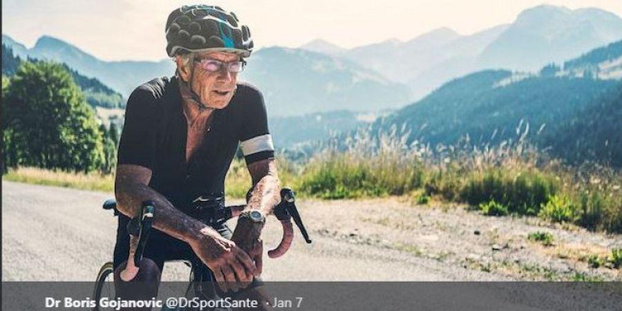 Gelar Atlet Balap Berusia 90 Tahun ini Dicopot Karena Positif Doping