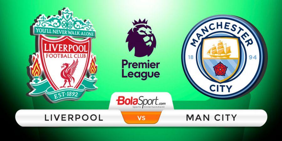 Live Streaming Liga Inggris, Jangan Lewatkan Liverpool Vs Manchester City