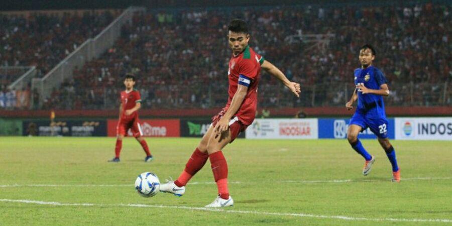 Gagal Bermain di Eropa, Kapten Timnas U-19 Indonesia Tak Menyesal