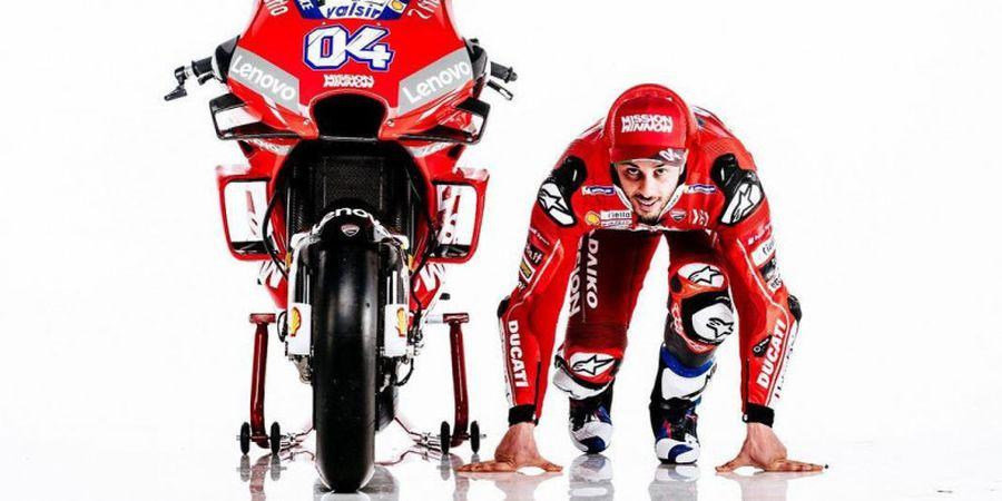 Andrea Dovizioso 'Tantang' Marc Marquez Setelah Dapat Motor Baru