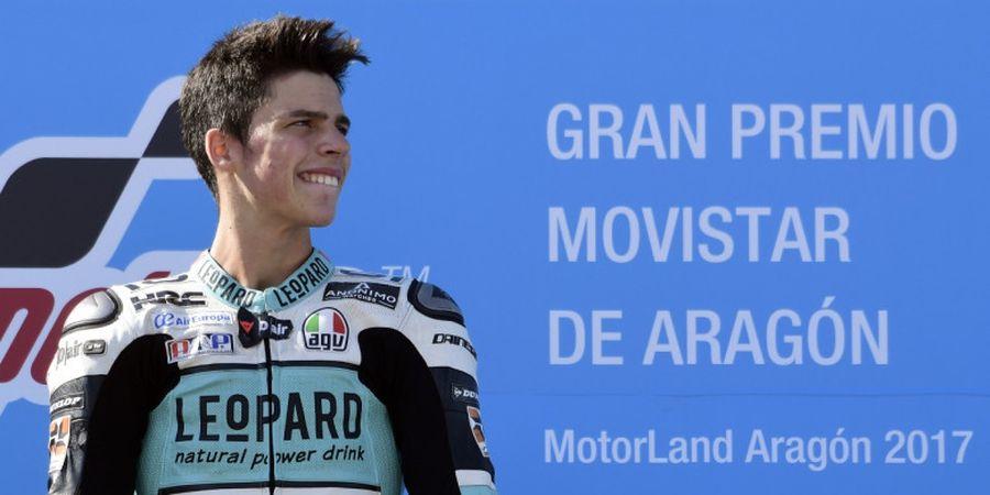Pebalap Moto2 Ini Batal Jadi Rekan Satu Tim Marc Marquez pada MotoGP 2019