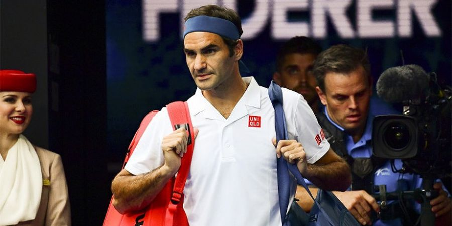 Tak Ada Pemain Tenis yang Lebih Menyenangkan daripada Roger Federer