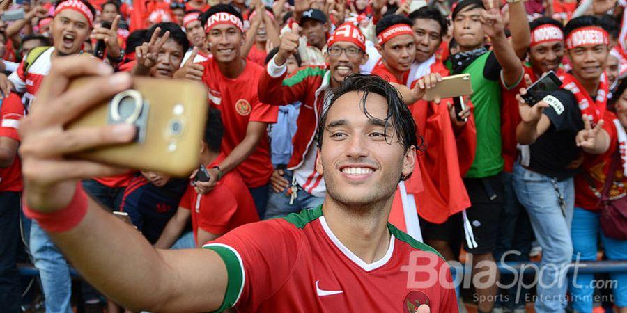 Mirip Liverpool, Klub Ezra Walian Hampir Promosi ke Liga Utama Belanda