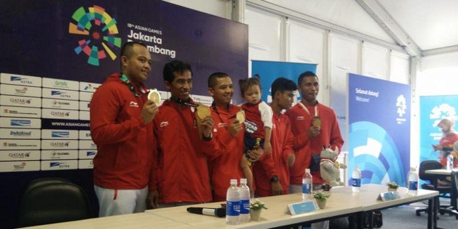 Sepak Takraw Asian Games 2018 - Indonesia Akhirnya Pecah Telur dengan Raih Emas
