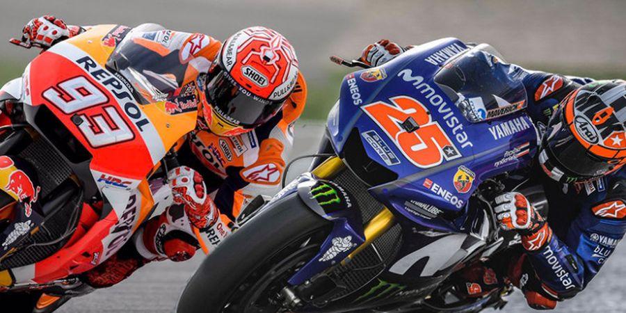 MotoGP Argentina - Hasil Balapan Tak Terduga Bagi Rossi dan Marquez