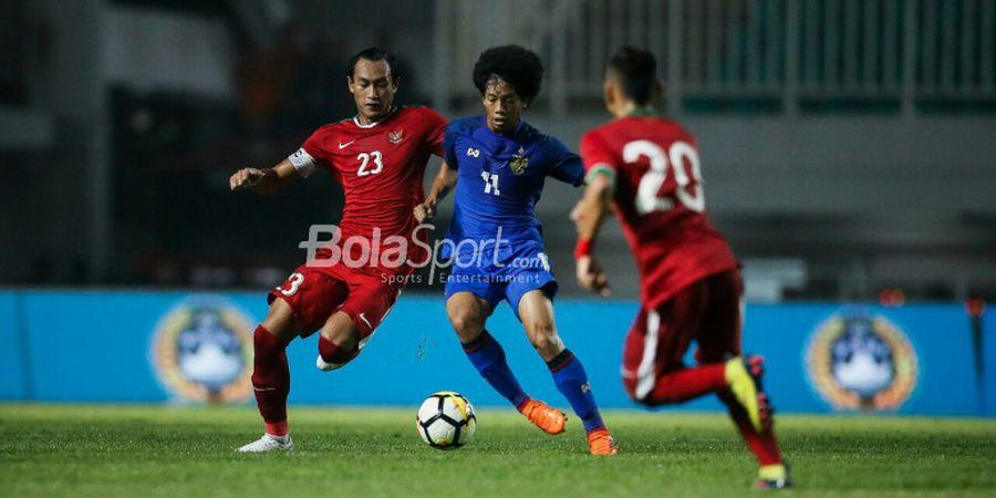 Tak Bawa Pemain Senior, Timnas U-23 Thailand Pesimistis Bisa Tampil Maksimal di Asian Games 2018