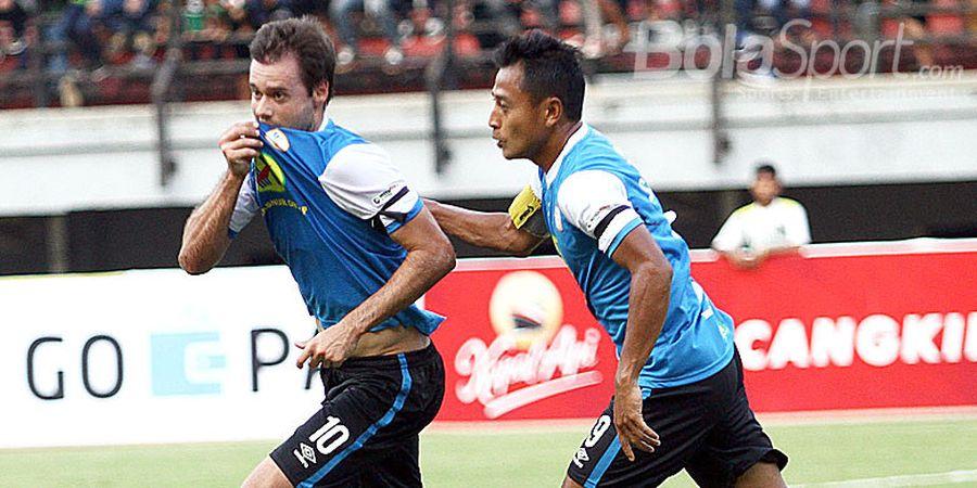 Samsul Arif dan Silvio Escobar Torehkan Rekor Apik di Pekan ke-18 Liga 1 2018