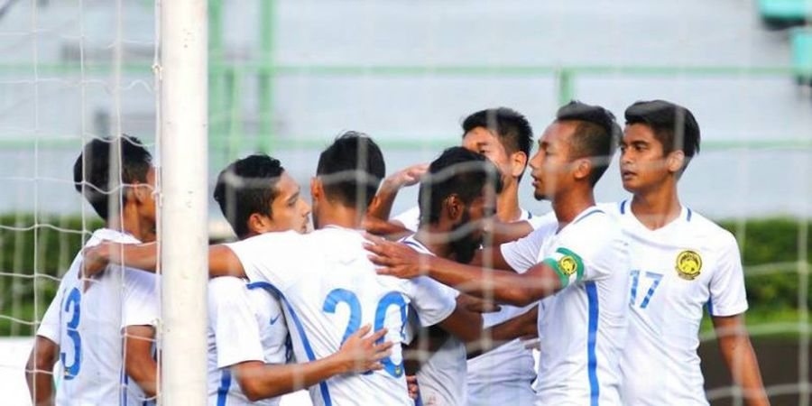 Lolos ke Piala Asia U-23, Kantong Pemain Timnas U-22 Malaysia pun Tebal