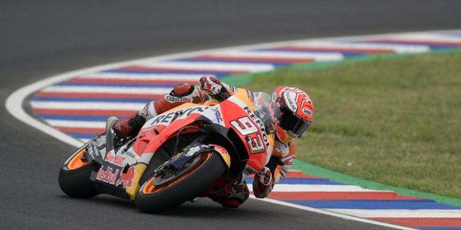 MotoGP Argentina 2018 - Sirkuit Licin Jadi Favorit Marc Marquez