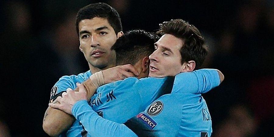 5 Trio Penyerang Terbaik Sepanjang Masa, Liverpool Bukan yang Terhebat