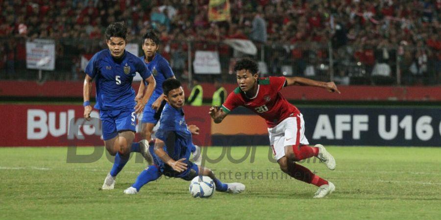 Usai Jadi Top Scorer Piala AFF U-16, Bagus Kahfi Dapat Pesan dari Pemain Malaysia