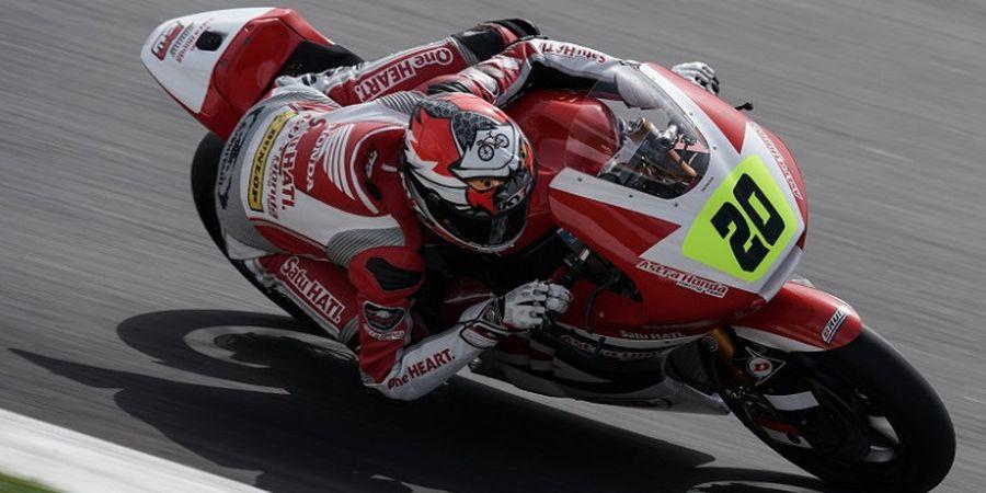 Sirkuit Motorland Aragon Jadi Tantangan Tim Astra Honda Indonesia Sebelum Jeda Musim