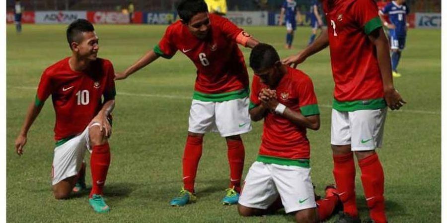 Peringkat FIFA: Jerman Salip Brasil, Indonesia Tertahan