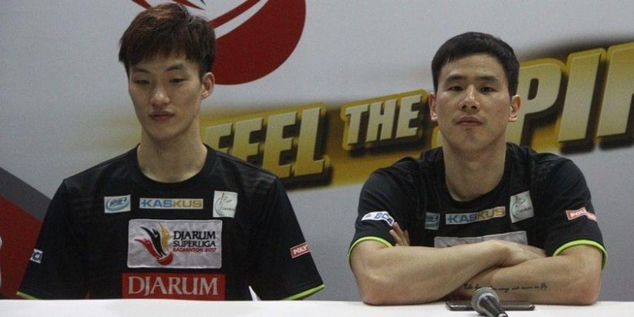 Duet Ko Sung-hyun/Shin Baek-cheol Harus Mengubur Impian pada Kejuaraan Dunia 2019