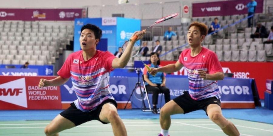 Korea Open 2018 - Kembali Bertemu Wakil Jepang, Choi Solgyu/Seo Seung-jae Bersiap Atur Strategi