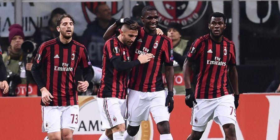 Kecewa,  Pemain AC Milan: Kami Pantas Tampil di Liga Champions!