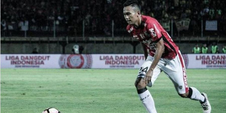 Sukses Kalahkan Persija, Bek Bali United Sebut Peran Fan Sangat Berarti