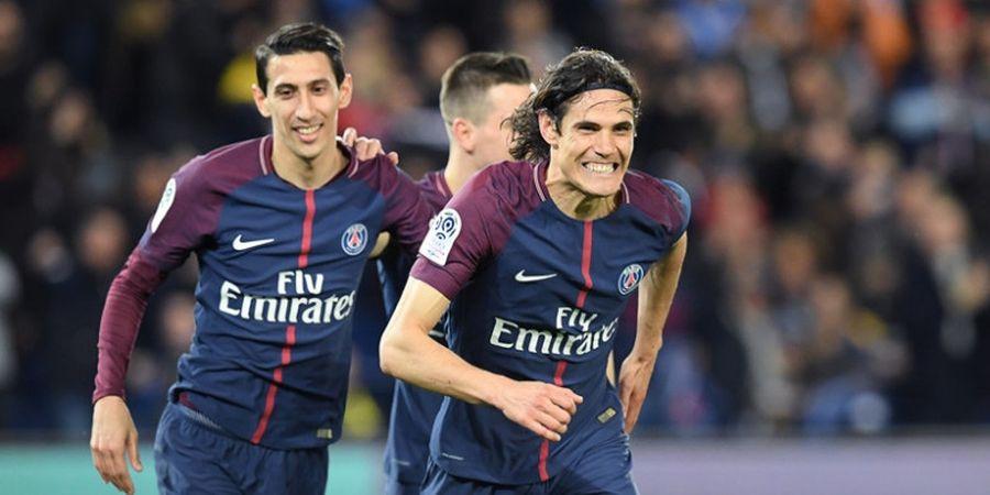 Atletico Madrid Siap Boyong Edinson Cavani dari Paris Saint-Germain