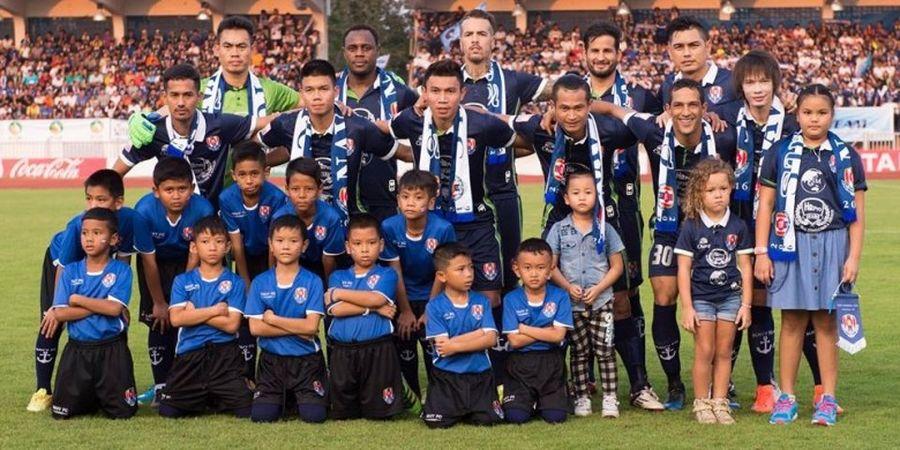Victor Igbonefo Rasakan Kekalahan Telak di Liga Thailand