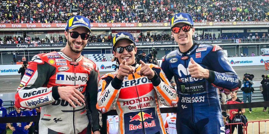 MotoGP Thailand 2019 - Michelin Persiapkan Ban dengan Desain Khusus