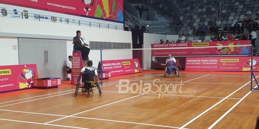 Keunikan Cabang-cabang Olahraga Asian Para Games 2018
