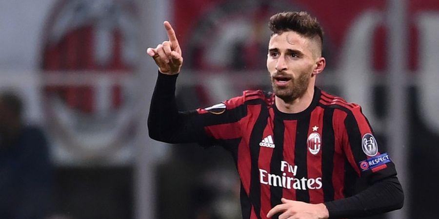 AC Milan Resmi Permanenkan Penyerang Tim Divisi 3 Liga Inggris