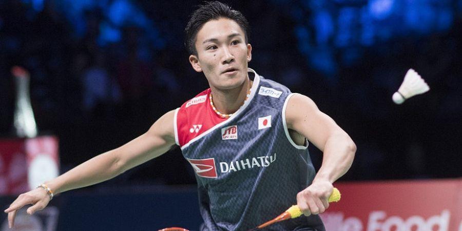 Kento Momota Prioritaskan Kejurnas Jepang daripada BWF World Tour Finals?