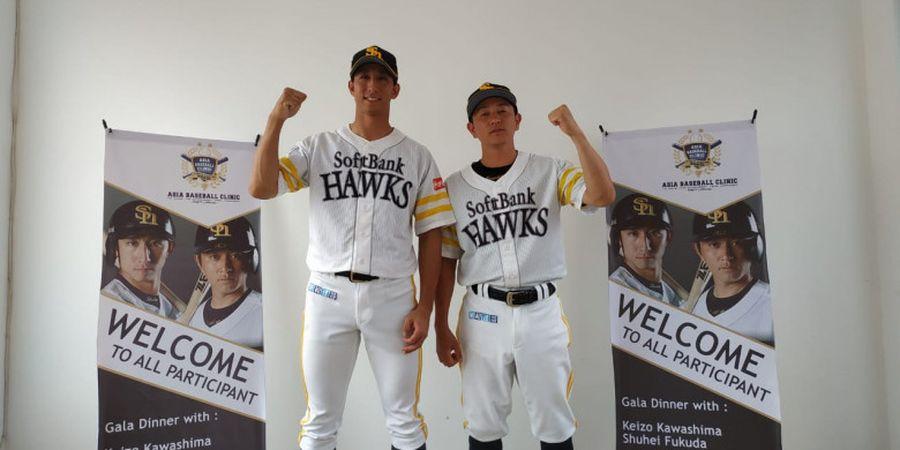 Jakarta Kedatangan 2 Atlet Bisbol Jepang yang Ingin Berbagi Ilmu