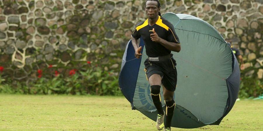 Bek Naturalisasi Berdarah Mali Tertarik dengan Sriwijaya FC Karena Hal Ini