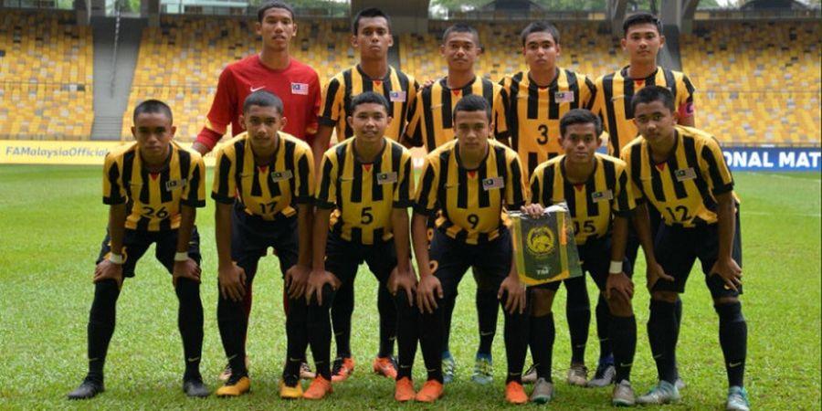 Kualifikasi Piala Asia U-16 2020 - Begini Nasib Malaysia di Grup Sebelah