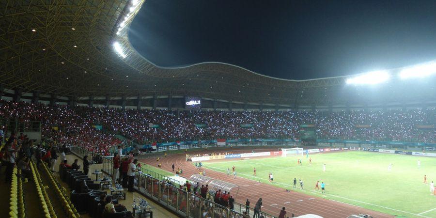 Persija Jakarta Akan Kembali Berkandang di Stadion Patriot hingga Akhir Musim Liga 1 2018