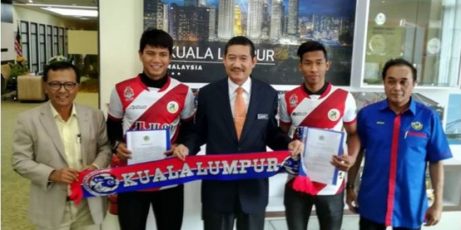 Kuala Lumpur FA Dapat Mandat dari Netizen Indonesia soal Kepindahan Jupe