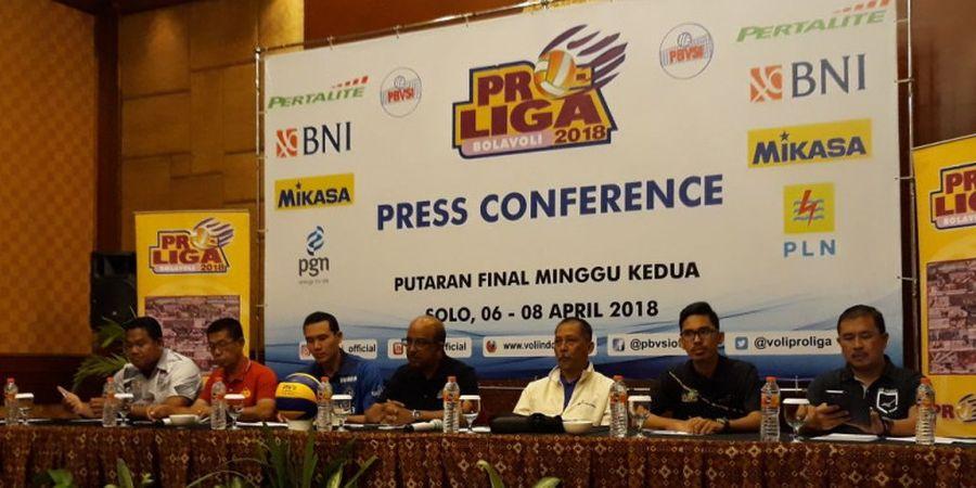 Skuat Timnas Voli Indonesia untuk Asian Games 2018 Akan Ditentukan di Solo