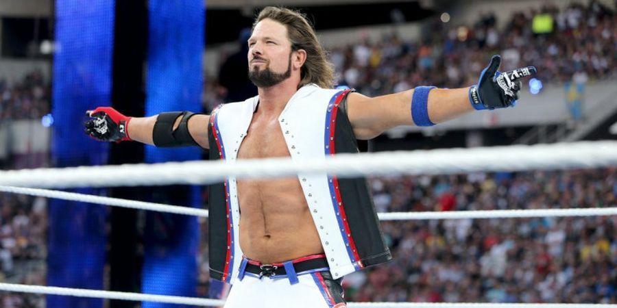 Meski Dibenci Fans, Roman Reigns Nyatanya Penolong Karier AJ Styles