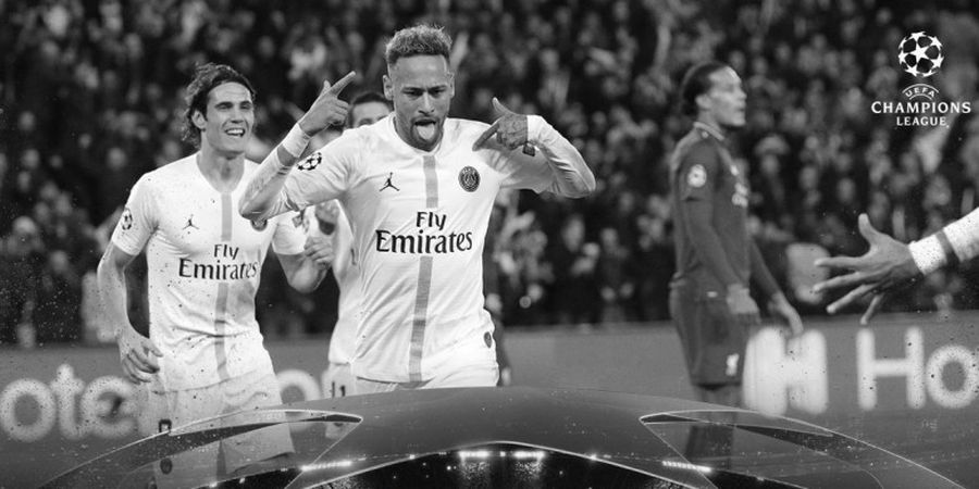 Pelatih PSG Belum Mengkhawatirkan Cedera Neymar