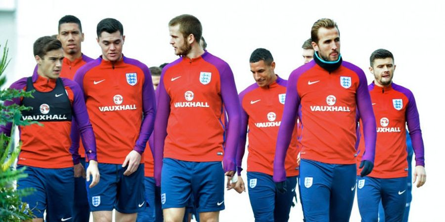 Link Live Streaming Lithuania Vs Inggris pada Kualifikasi Piala Dunia 2018