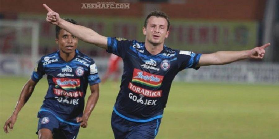 Link Live Streaming Laga Uji Coba Antara Persib Bandung dan Arema FC