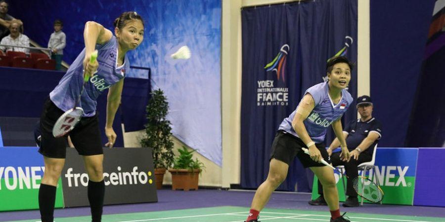 French Open 2017 - Hari Ini Merupakan Semifinal Pertama Greysia Polii dan Apriyani Rahayu tapi...