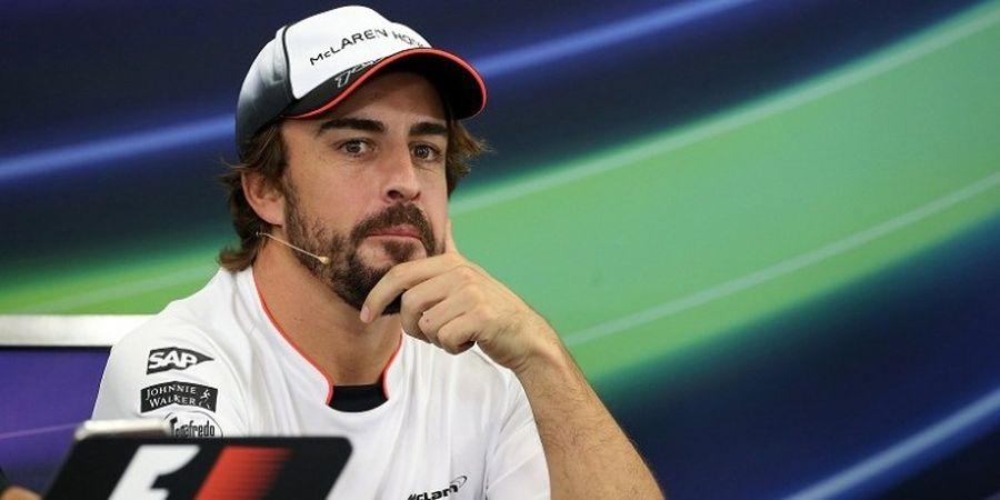 Alonso Dinilai Bisa Membalap hingga 5 Tahun Lagi