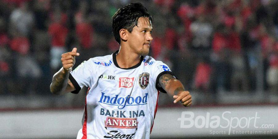 Berkesempatan Main di Liga Jepang, Begini Beda Nasib Irfan Bachdim dengan Andalan Thailand