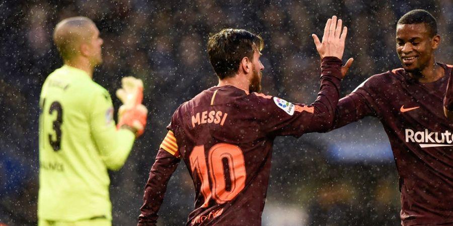 Barcelona Resmi Tunjuk Lionel Messi sebagai Kapten Utama