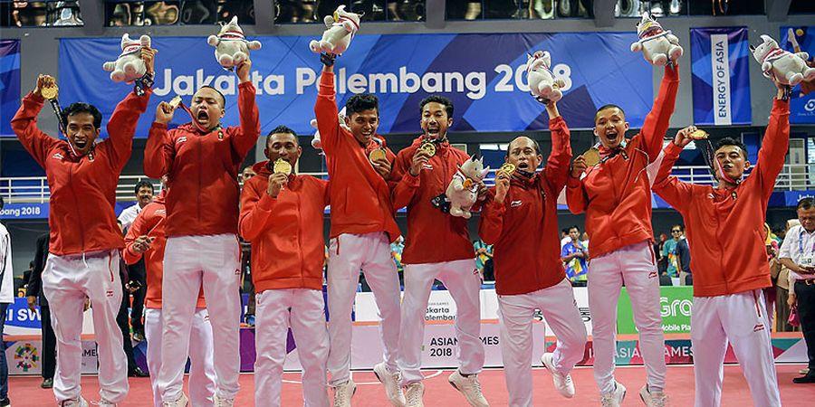 Sepak Takraw Indonesia Ukir Sejarah Baru pada Asian Games 2018