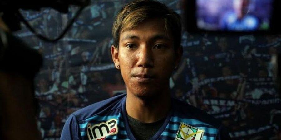 Bek Arema FC Nyaris Bernasib seperti Sergio Aguero