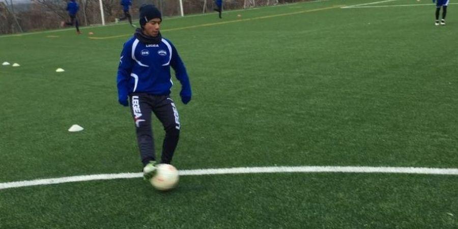 Cucu BJ Habibie Berpisah dengan Borneo FC