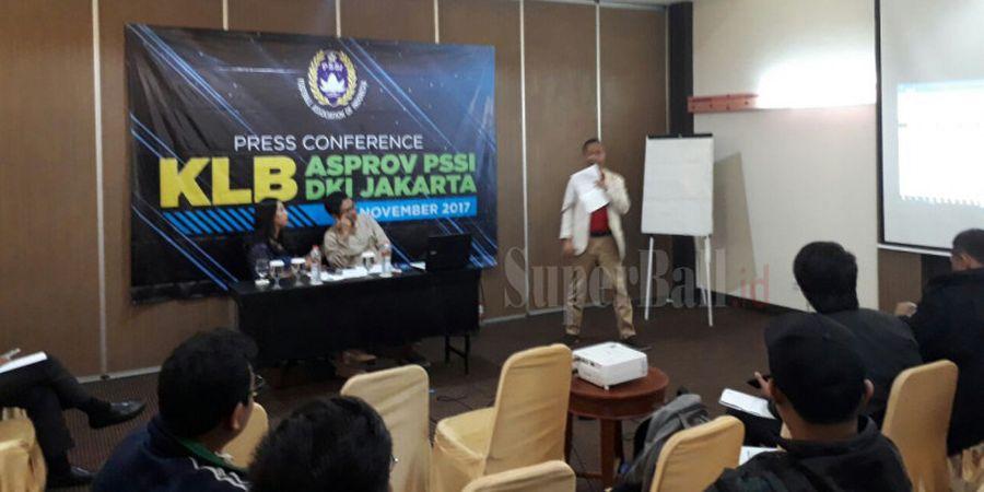 Asprov PSSI DKI Jakarta Putuskan tidak Menggelar Kompetisi Liga 3