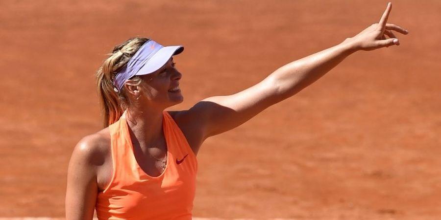 Sharapova Tak Dapat 'Wild Card', WTA Kecewa