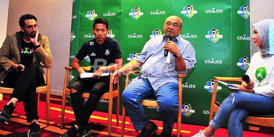 Arema FC Sudah Lirik Satu Sampai Tiga Pemain untuk Musim 2020