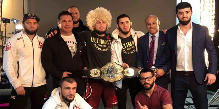 Khabib Nurmagomedov Bantah Pernyataan Conor McGregor Pascalaga UFC 229