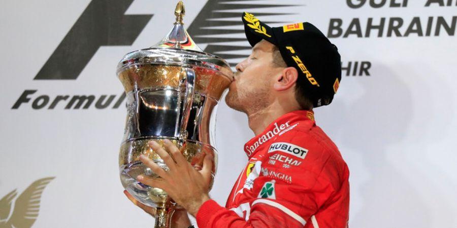 Nico Rosberg Desak Sebastian Vettel Menangkan Gelar Bersama Ferrari