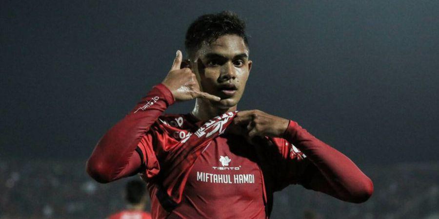 Kontrak Baru Buram, Pemain Bali United Sudah Dihubungi Persiraja